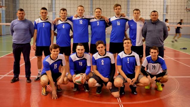 MKS OLIMP Łobez vs STOCZNIA M&W Darłowo 3:1 - piłka siatkowa III liga mężczyzn.