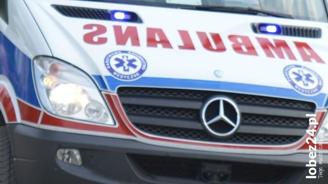 Nieszczęśliwy wypadek w Węgorzynie