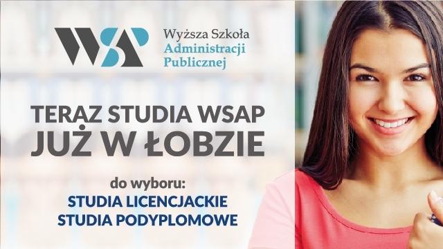 Studia na Wyższej Szkole Administracji Publicznej  w Łobzie - ruszyła rekrutacja