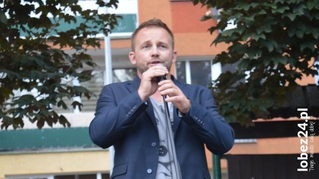 Przemek Radziszewski - live in Łobez.