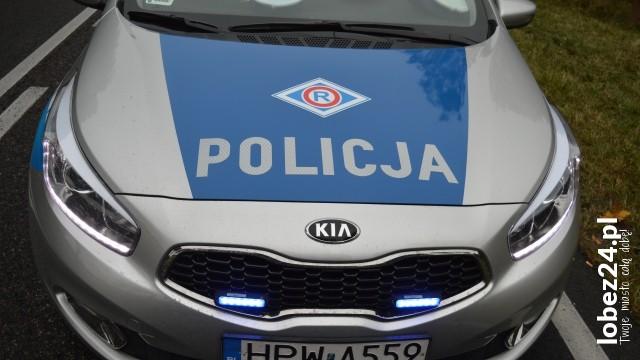 Sprawca potrącenia zatrzymany. (Potrącenie rowerzystki w Węgorzynie. Kierowca zbiegł z miejsca zdarzenia.)