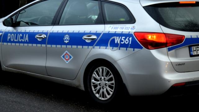 Spłonął Fiat Ducato. Auto zostało skradzione kilka dni wcześniej w okolicach Reska.