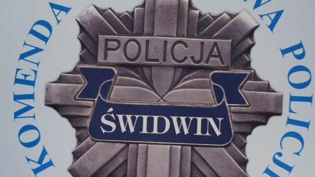 Włamał się do Komendy Policji w Świdwinie