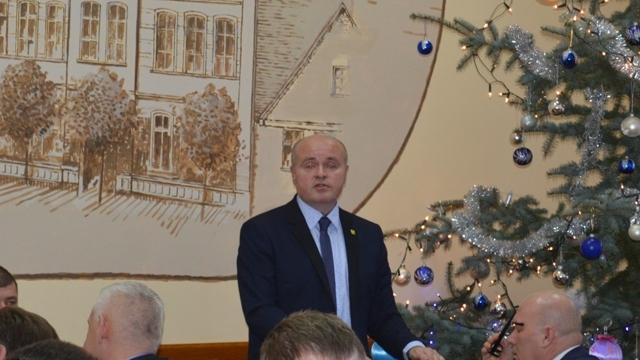 Działania Burmistrza Łobza na rzecz rozwoju Gminy Łobez w 2016 roku - prezentacja