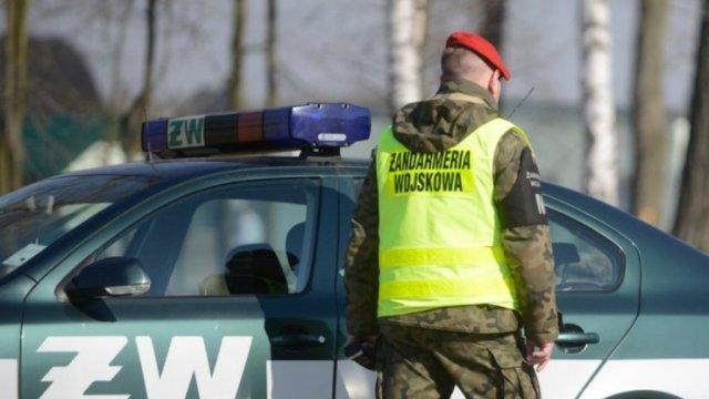 Wspólne patrole policji i żandarmerii wojskowej