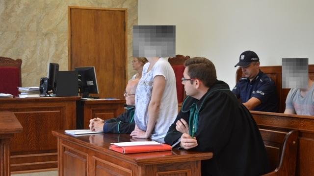 Wyrok w sprawie pobicia dzieci