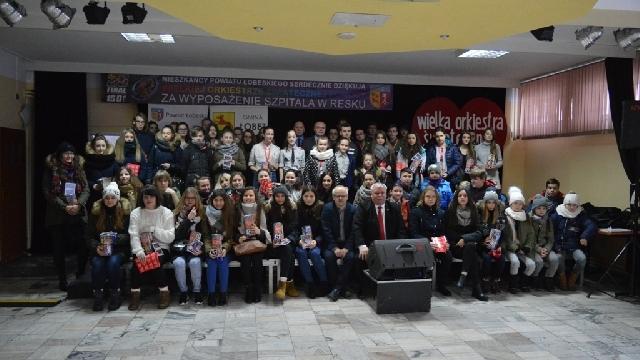 25 Finał WOŚP w Łobzie. Gramy dla dzieci i seniorów.