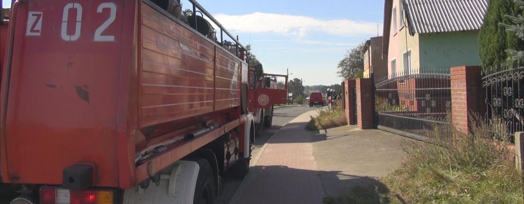 Cztery wozy strażackie i przypalony garnek. Pożar w Rekowie