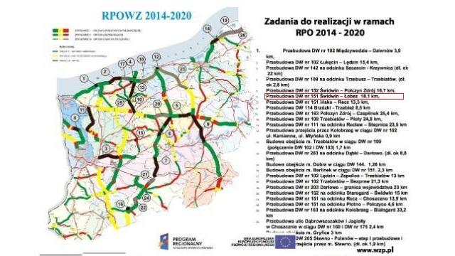 Są pieniądze na remont drogi Łobez - Świdwin