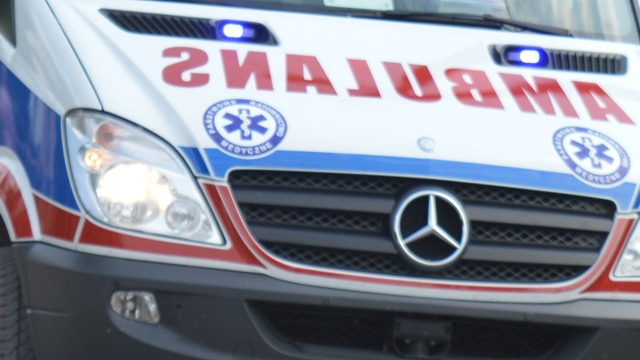 Potrącenie motorowerzysty w Węgorzynie
