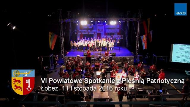VI Powiatowe Spotkanie z Pieśnią Patriotyczną