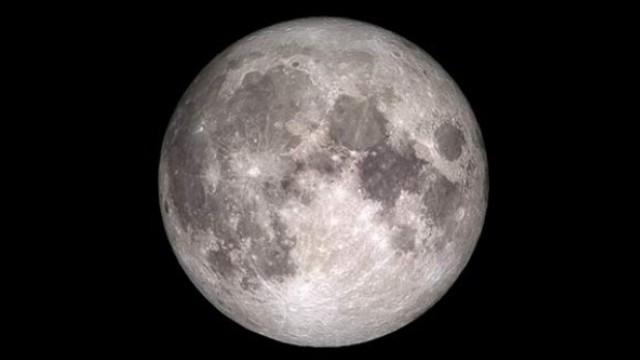 Największa pełnia Księżyca XXI Wieku.