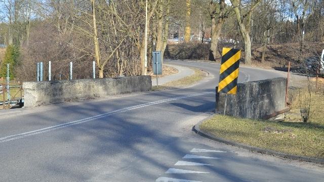 Rusza przebudowa mostu nad Łożnicą (Szosa Świdwińska).