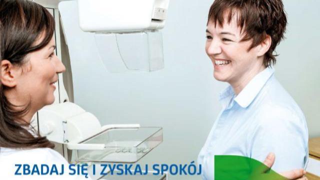 Darmowe badania mammograficzne w Łobzie i Resku