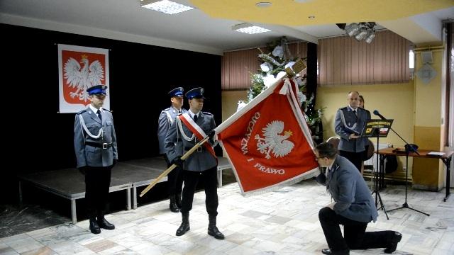 Komendant łobeskiej policji insp. Jacek Dobrek przeszedł na emeryturę.