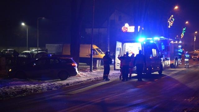 Pijany 12-latek trafił do szpitala.
