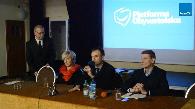 Spotkanie Obywatelskie w Łobzie
