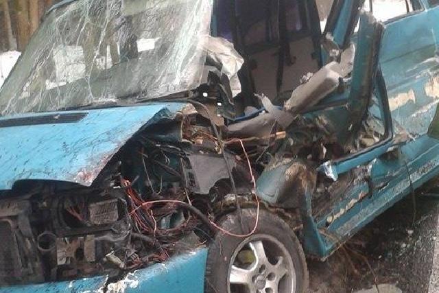 Groźnie wyglądający wypadek pod Chociwlem.