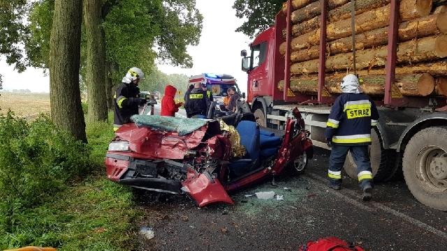 Wypadek pod Zajezierzem