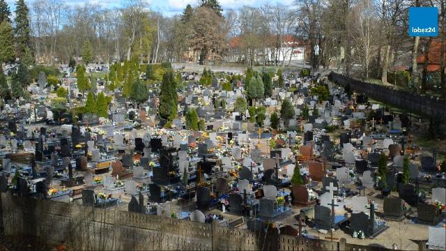 Rozbudowa cmentarza w Łobzie