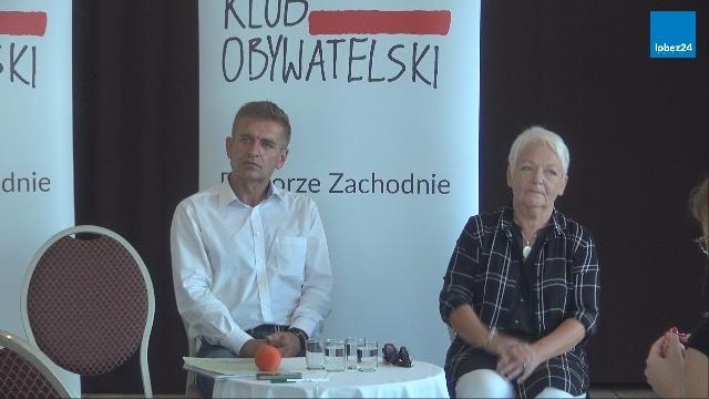 Klub Obywatelski w Łobzie