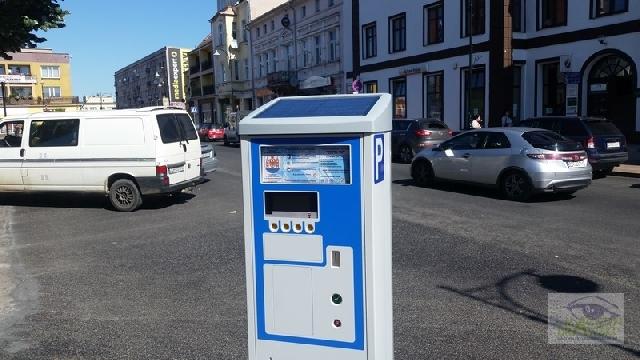 W Drawsku Pomorskim ruszyła strefa płatnego parkowania w centrum miasta.