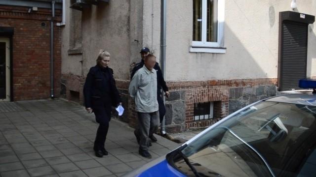 Areszt za złamanie sądowego zakazu zbliżania się dla zboczeńca z Łobza