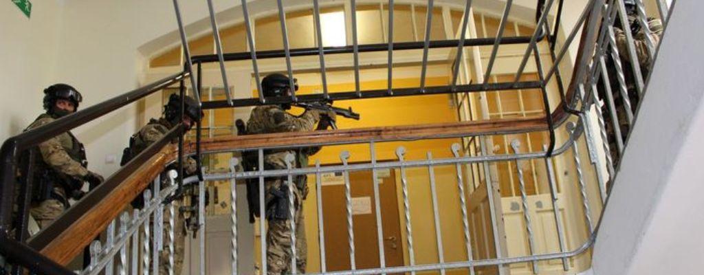 Szczecin: Strzelanina w szkole