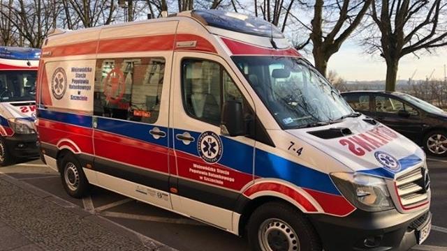 Kosztowała ponad pół miliona i trafi do stacji pogotowia ratunkowego  w Łobzie.
