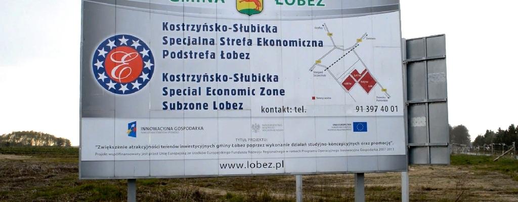 W Łobzie powstanie nowoczesny zakładu produkcji odzieży roboczej.