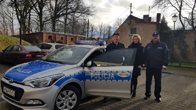 Bezpieczniej w Węgorzynie.