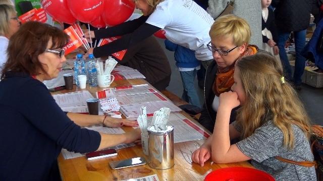 Fundacja Wierzbuś zaprasza na Dzień Dawcy Szpiku w Łobzie.