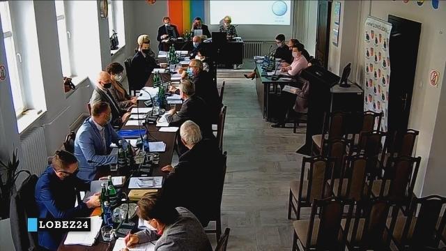XXIX sesja Rady Powiatu w Łobzie