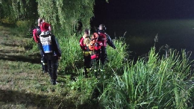 Tragiczne zakończenie festynu w Rosnowie! Utonął mężczyzna [ZDJĘCIA+WIDEO]