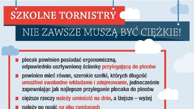 Październik – Miesiąc Ważenia Tornistrów