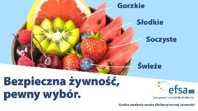 Kampania EFSA Wybieraj Bezpieczną Żywność