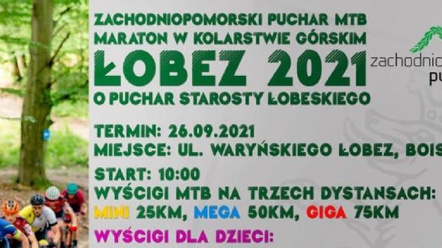 Zachodniopomorski Puchar MTB w Łobzie w najbliższy weekend