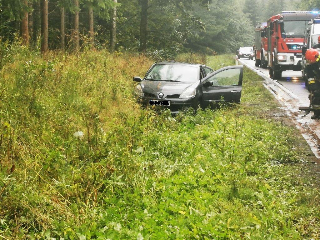 Poważny wypadek pod Bobolicami.