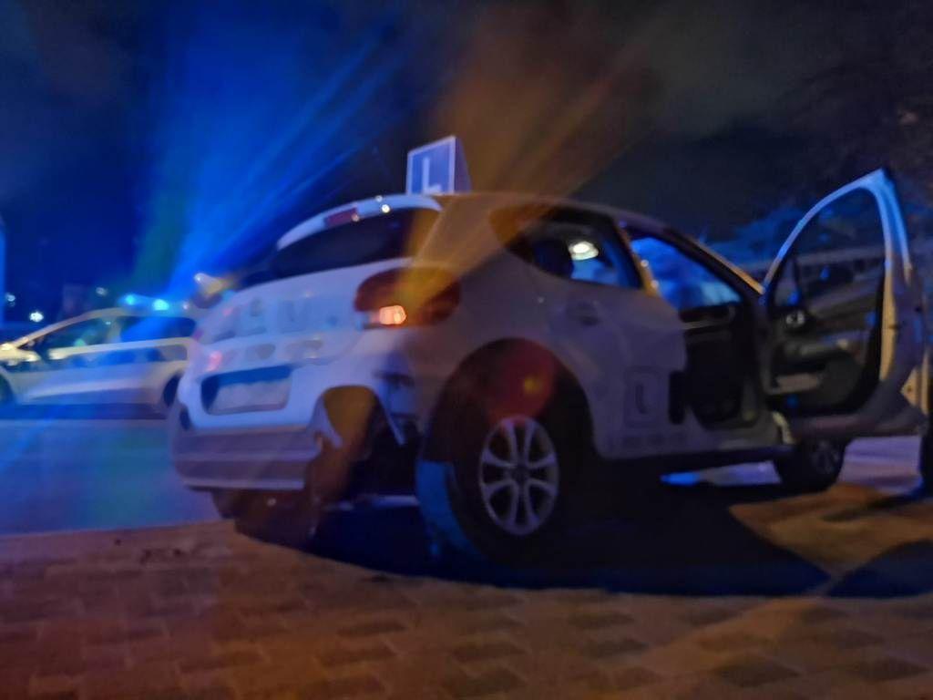Policyjny pościg w Koszalinie. Padły strzały