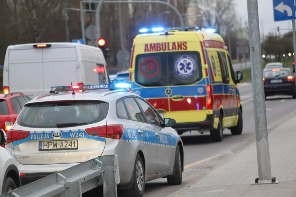 Koszalin: Tragiczny wypadek na torach