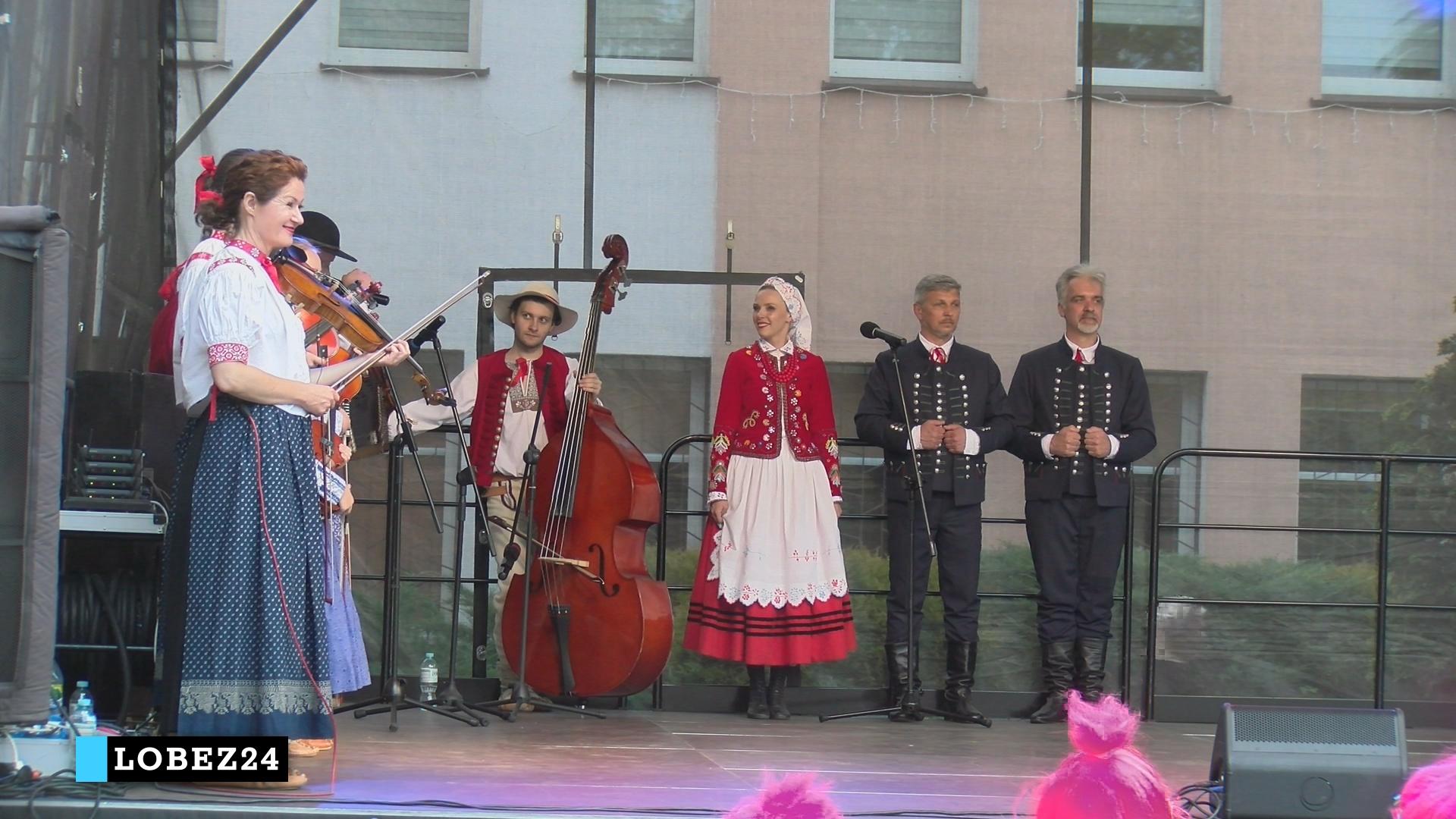 Zespół Pieśni i Tańca Szczecinianie - Noc Kupały, Łobez 2021