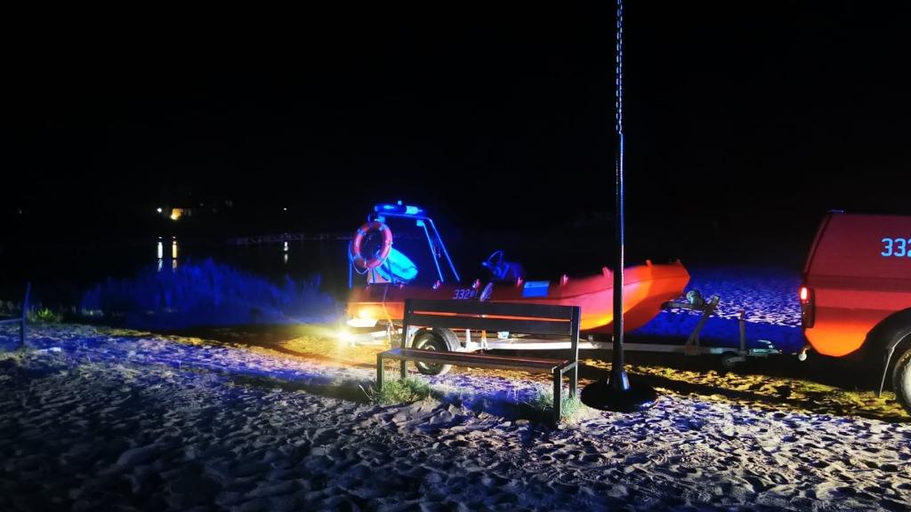 Tragiczne zakończenie festynu w Rosnowie! Utonął mężczyzna
