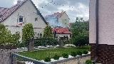 Łobez. Pożar poddasza w budynku przy Konopnickiej