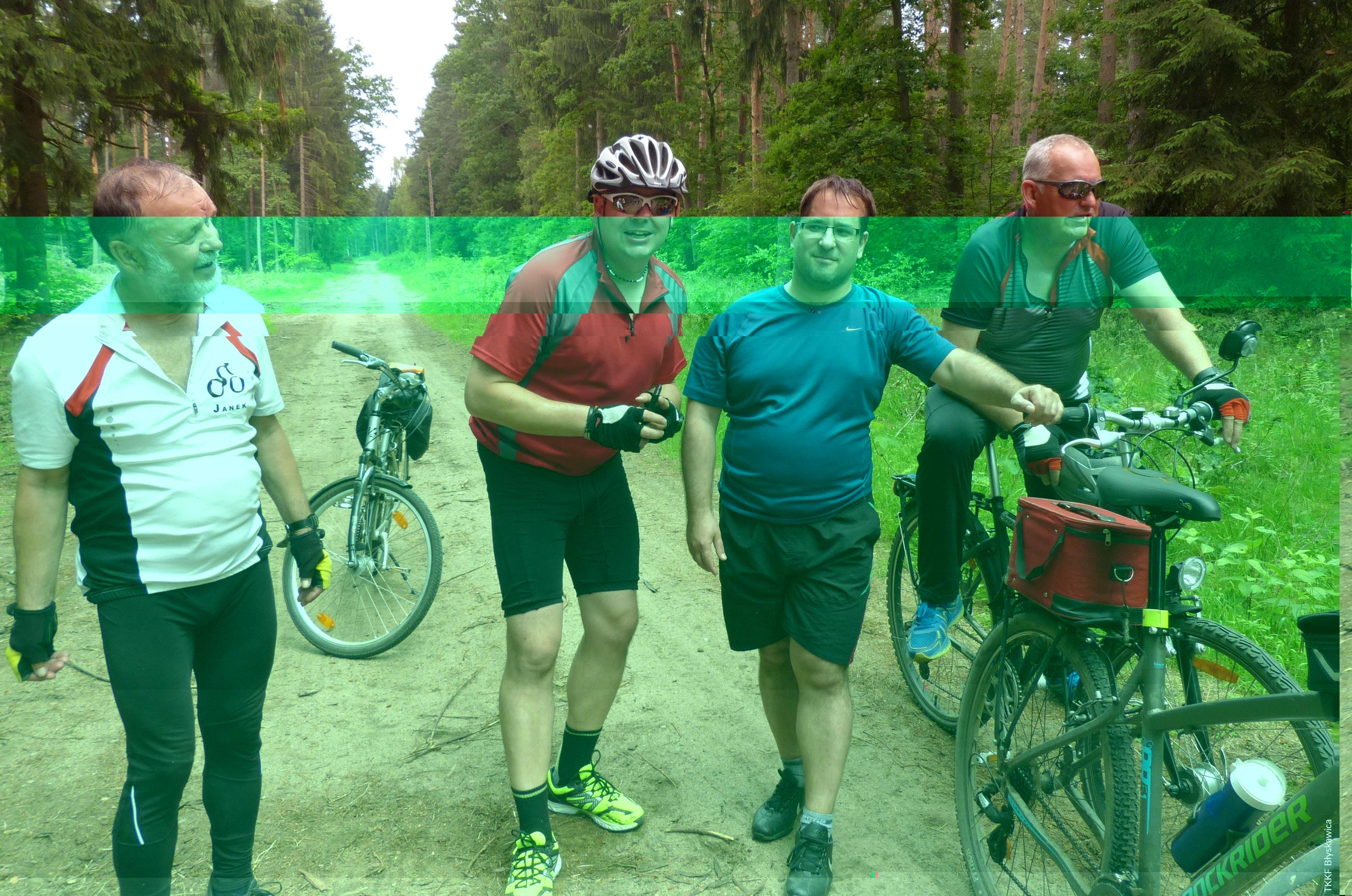 POWITANIE LATA nr 10. Turystyka rowerowa - krajoznawcza, terenowa, rodzinna.